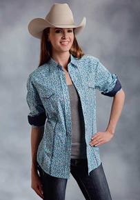 Ladies' Plus Size Shirts