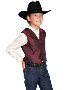 Children's Old West Clothing