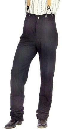 Scully Frontier Canvas Duckins Pant Black Men S Old