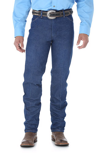 Wrangler Cowboy Cut Original Fit Jeans - Rigid Indigo