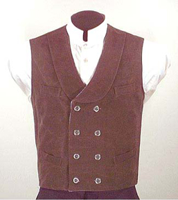 Frontier Classics Old West Vest