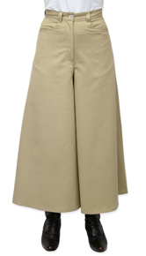 Frontier Classics Split Riding Skirt-Khaki