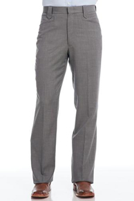 Circle S Steel Grey Western Suit Pant