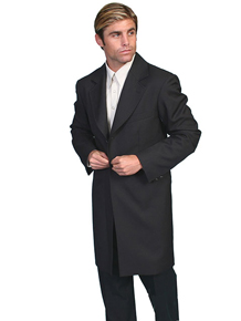 Scully Frock Coat