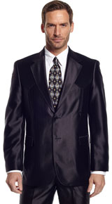 Circle S Boise Black Western Suit Coat