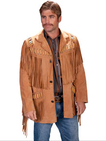 Spur Western Wear: Men's And Ladies' Western Leather Jackets And Vests