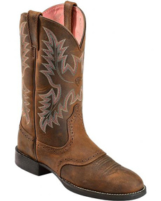 Ladies' Handcrafted Western Boots