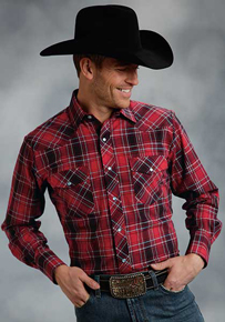 Men's Long Sleeve Traditional Western Shirts