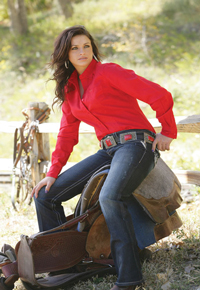 Ladies' Western Shirts