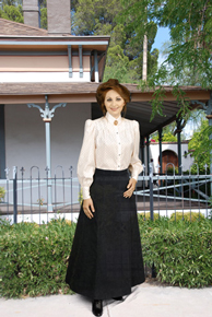 Ladies' Old West Skirts & Bottoms - Old West Clothing | Spur Western Wear