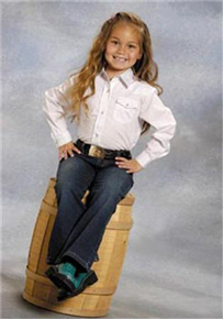 Children's Western Apparel