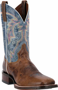 Men's Handcrafted Stockman Boots