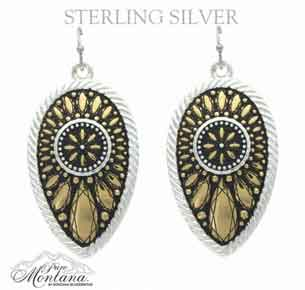 Las Western Earrings
