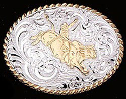 Children's Western Buckles