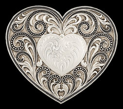 Ladies' Western Belt Buckles