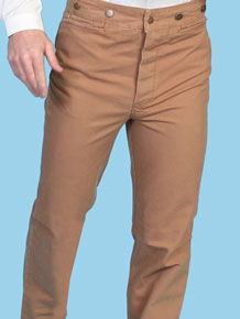 Old West Frontier Pants