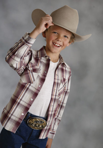 Boys' Western Shirts | Spur Western Wear