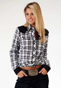 Ladies' Long Sleeve Fashion Western Shirts - Ladies' Western Shirts | Spur Western Wear