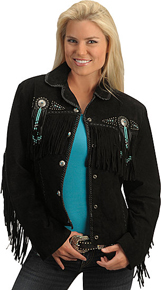 Scully Ladies' Leather Western Jackets | Spur Western Wear