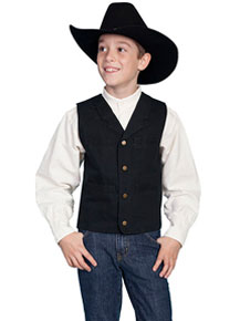Scully Children's Old West Clothing | Spur Western Wear