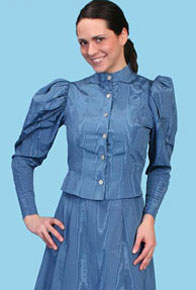 Wah Maker Ladies' Old West Blouses | Spur Western Wear