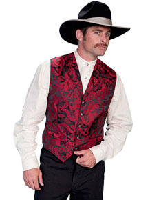 Wah Maker Men's Old West Vests And Jackets | Spur Western Wear