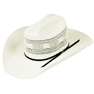 Bailey Desert Breeze Bangora Straw Hat - Cowboy Hats  165a2ea8851