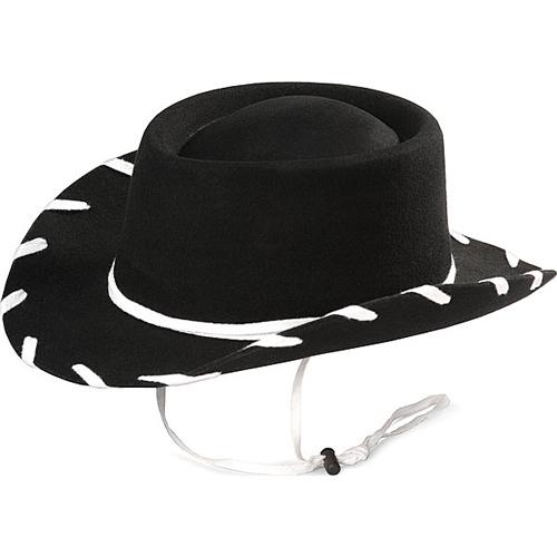 Bailey Woody Felt Hat - Black - Children s - Cowboy Hats  bf49e5fadc4