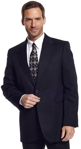 S Abilene Suit Coat - Black - Men's Western Suit Coats, Suit Pants ...