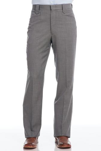 e9bdbf6e3831 Circle S Ranch Western Suit Pant - Steel Grey - Men's Western Suit Coats,  Suit Pants, Sport Coats, Blazers | Spur Western Wear