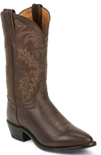 c4414191e9e Tony Lama Vasco Shrunken Shoulder Western Boot - Chocolate
