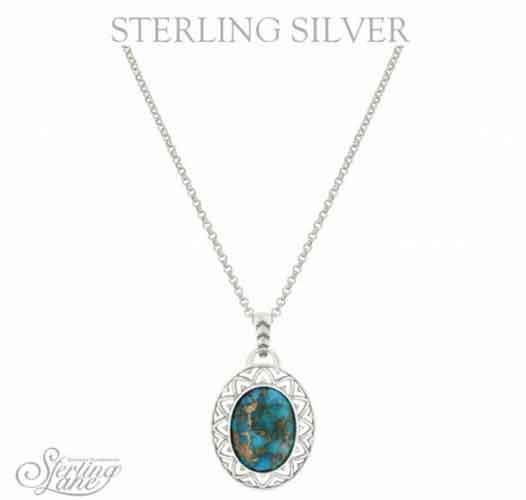 Montana Silversmiths 174 Sterling Lane Sun Dance Turquoise