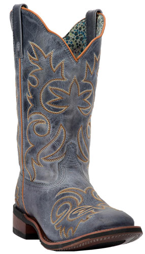 Doves For Sale >> Laredo Ella Western Boot - Blue - Ladies' Western Boots ...