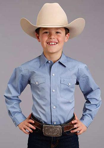 boys cowboy shirt