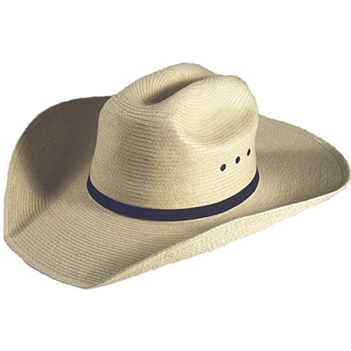 c10eb06d2e7 Sunbody Guatemalan Palm Leaf Low Crown Cattleman Cowboy Hat