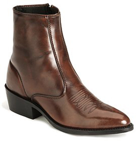 Laredo Long Haul Western Boots - Antique Brown - Men's Western Boots | Spur Western Wear