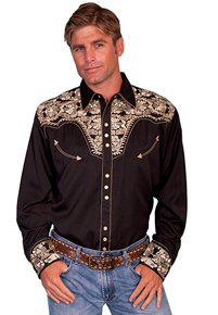 Men's Retro Western Shirts - Men's Western Shirts | Spur Western Wear