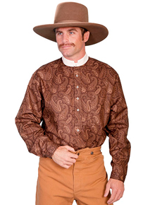 Men's Old West Shirts - Men's Western & Cowboy Shirts | Spur Western Wear