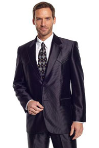 Men's Big & Tall Western Suits