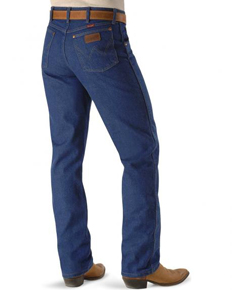 Men's Big & Tall Western Jeans & Pants