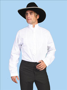 Wah Maker Tombstone Shirt - White - Men's Old West Shirts | Spur Western Wear