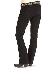 Wrangler's Q-Baby Ultimate Riding Slim Fit Jeans