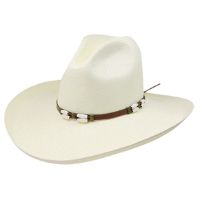Resistol 4X Cisco Straw Cowboy Hat - Cowboy Hats | Spur Western Wear