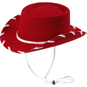 Bailey Childrens Woody Red Felt Hats