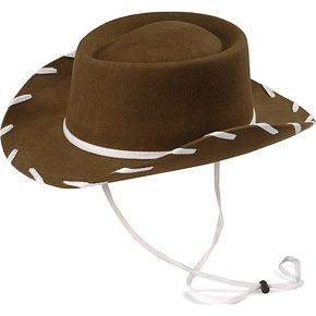 Bailey Childrens Woody Tan Felt Hats
