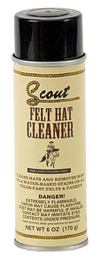 M & F Felt Hat Cleaner - Light Hats - Hat Care Products | Spur Western Wear