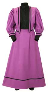 Frontier Classics Caramel Two Piece Ensemble