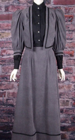 Frontier Classics Grey Two Piece Ensemble
