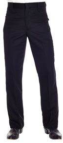 Circle S Wool Blend Western Suit Pant - Black - Men's Western Suit Coats, Suit Pants, Sport Coats, Blazers | Spur Western Wear