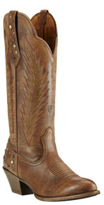 Ariat<sup>®</sup> Dusty Diamond Western Boots - Tawny - Ladies' Western Boots | Spur Western Wear